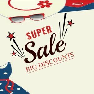💥SUPER SALE💥BIG Discounts!!